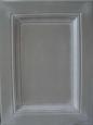 Фасад: МДФ, эмаль + спецэффект старения патина, белая, покрытие лак