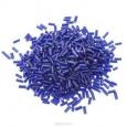 Стеклярус Астра 5мм, 20г (28 синий)
