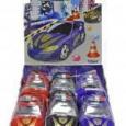 Игрушка с драже «Полицейская машина» 12шт (12шт)