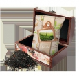 Шкатулка с чаем «Земляника со сливками»
