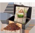 Шкатулка с чайным напитком «Ройбос с черникой»