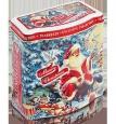 Жестяная подарочная банка «Merry Christmas» — чай «Волшебная ночь»
