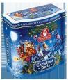 Жестяная подарочная банка «Christmas Bells» — чай «С чабрецом»