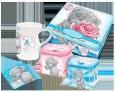 Жестяная подарочная банка Чай «Мишки Тедди» 2