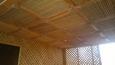 Потолок жалюзи