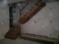 Деревянная лестница, бук