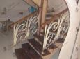 Деревянная лестница, сосна (сорт А)
