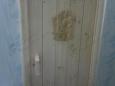 Дверь деревянная входная, 70х190см