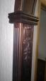 Арка деревянная «Классика», темно-коричневая