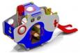 Игровое оборудование «Наутилус», 4300х1480х2500мм, Нгорки=900мм