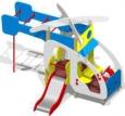 Игровое оборудование «Вертолет», 3500х2330х2400мм