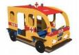 Игровое оборудование «Машина скорой помощи»,2220х1420х1790мм