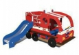 Игровое оборудование«Машина пожарной службы», 2220х1420х1790мм, Нгорки=600мм