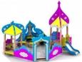 Песочный дворик «Восточная сказка», 4850х4280х2700мм