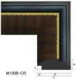 Багет Decor Dizayn M1008-CR