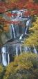 Фотообои Твоя планета Водопад Люкс