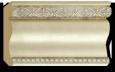 Декоративный карниз цветной Decor Dizayn 155-937