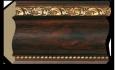 Декоративный карниз цветной Decor Dizayn 155S-1084