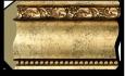 Декоративный карниз цветной Decor Dizayn 155S-552
