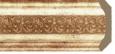 Декоративный карниз цветной Decor Dizayn 167-126
