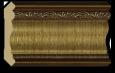 Декоративный карниз цветной Decor Dizayn A1060-G
