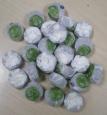 Прессованный пуэр в таблетках из Юньнань, Китай.