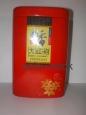 Да Хун Пао (Большой красный халат) в железной коробке.