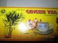 Китайский имбирный чай (Drink of original ginger tea)  10 пакетов по 15 гр