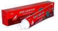 Натуральная зубная паста на травяной основе. великолепная очистительная формула.Красная