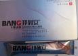 Эмульсионный антибактериальный гель от простатита с ионами серебра «Бан Ли Ан»