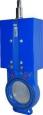 Задвижка шиберная для подземной установки