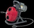 Электрическая машина для прочистки труб VAL 80 # 291200