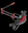 Трубогиб гидравлический д/стальной трубы 3/8&quot - 2&quot (закрытая рама) # 240243