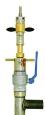 Оборудование для врезки под давлением в трубопроводы ∅ 1-2 (25-50) мм (8 бар)