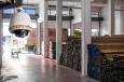 Установка видеонаблюдения на склад, производство