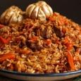 Узбекский плов из особого риса
