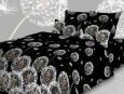Комплект постельного белья 1,5 сп. Бязь Белые одуванчики от ТМ