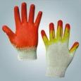 Перчатки трикотажные с двойным латексным покрытием от ТМ