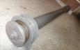 Вал карданный с подвесным (L=1880 mm) Howo AZ9318311800