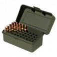 Футляр Remington для патронов 100шт, кал. 9мм (пластик, зеленый), R-906, шт
