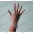 Перчатки смотровые виниловые нестерильные MANUAL