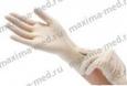 Перчатки смотровые латексные неопудренные нестерильные Dermagrip Extra