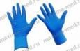 Перчатки смотровые латексные особо прочные нестерильные Dermagrip HIGH RISK