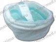 Пакет для педикюрных ванн п/э 50*50+20 см, 100 шт