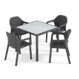 Мебель: набор маленький стол + 4 стула