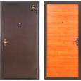 Стальная дверь Бульдорс-10 Хром