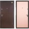 Стальная дверь Бульдорс-12 Хром