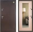 Дверь Бульдорс 33 T с зеркалом
