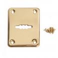 Накладка Апекс DP-S-01-G (сувальдный ключ) золото