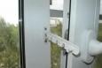 Ограничитель открывания окна четырехпозиционный, гребенка, белый (F5001) (INT0015.07.)